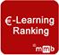 Logo des MMB €-Learning Wirtschaftsranking 2011 (Essener Institut für Medien- und Kompetenzforschung).